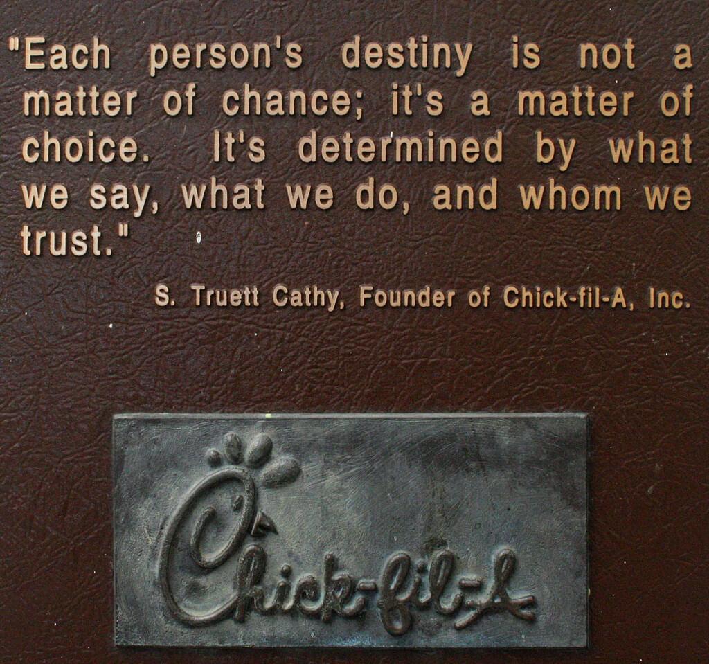 truet cathy quotes