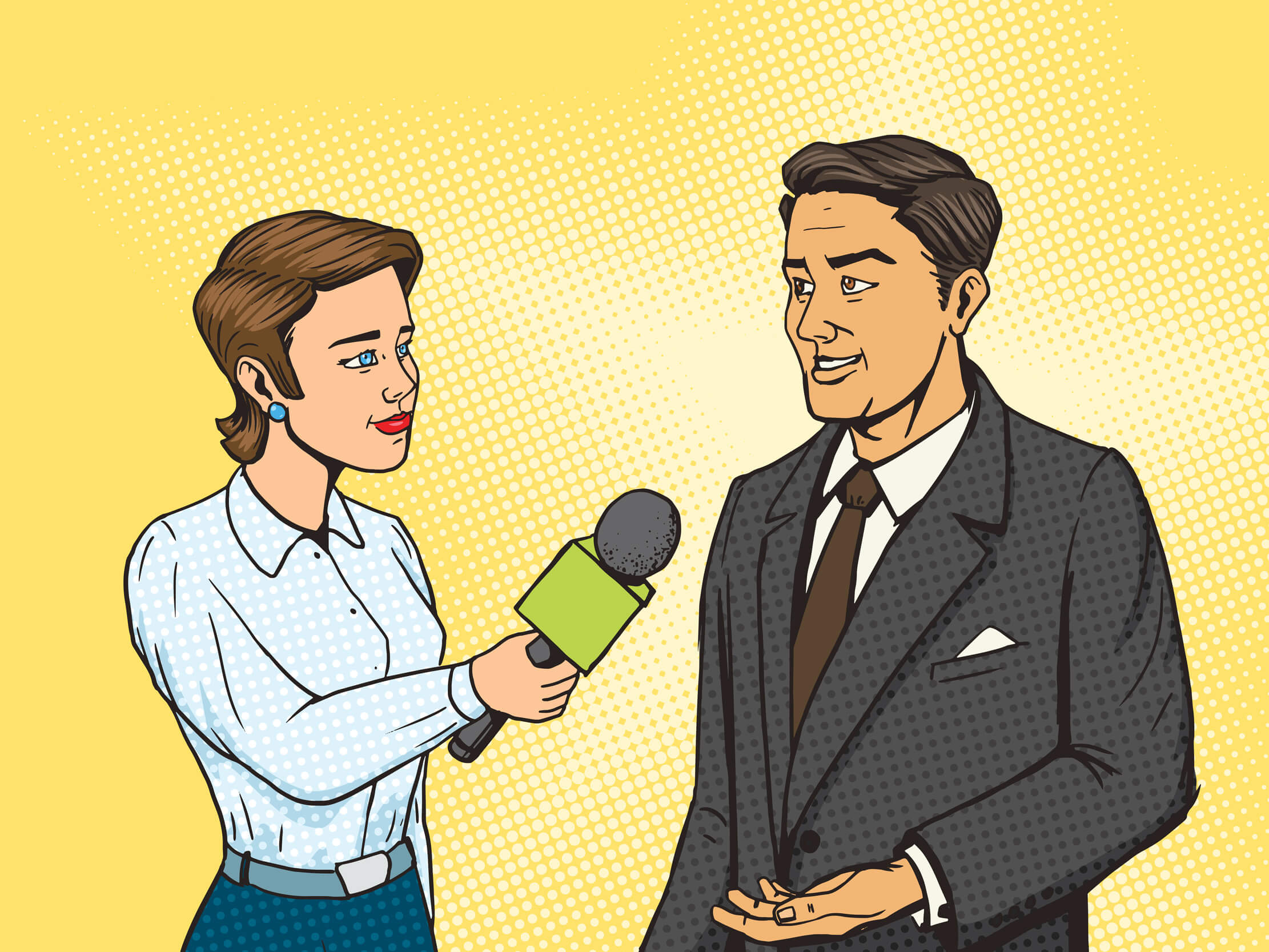improve chances of getting quoted by a reporter