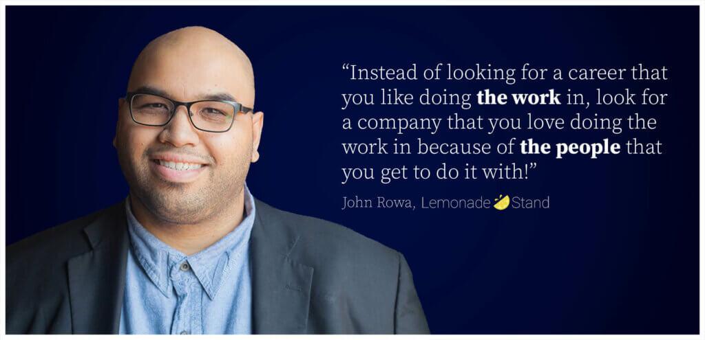 John Rowa Quote