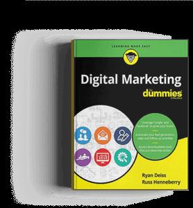 Digital Marketing for Dummies book by Ryan Deiss
