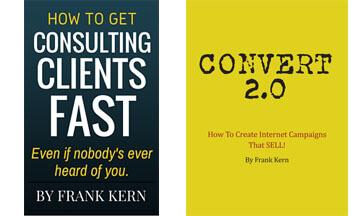 Books by Frank Kern