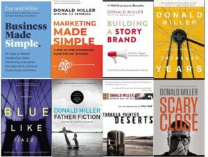Books by Donald Miller