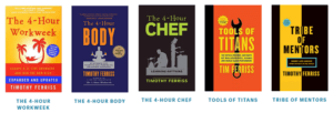 Books by Time Ferriss