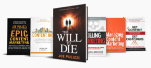 Books by Joe Pulizzi