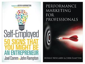 Books by John Rampton