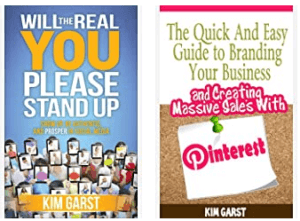 Books by Kim Garst
