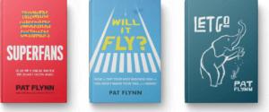 Books by Pat Flynn